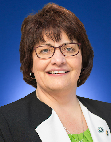 Susan A. Petrisin, First Woman President of Kiwantis International