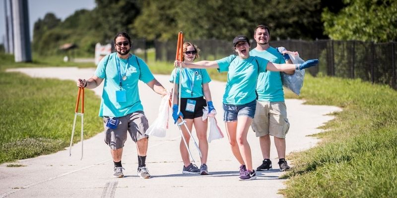 CKI members serve campuses and communities