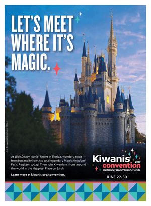 Disney Magic Flier