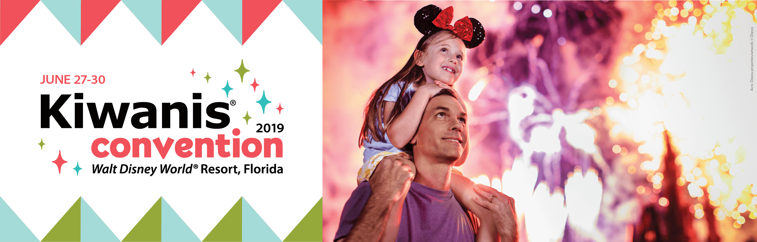 Walt Disney World 2019 Convention