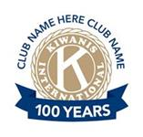 Let Kiwanis International create a free custom logo or anniversary logo using current Kiwanis International brand guidelines.