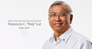 View the video: Tributes for Poly Lat.