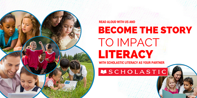 Scholastic is ready to collaborate with you to make your programs a success – bridge the achievement giving the gift of literacy!