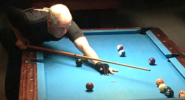 A pool tournament in Louisiana helps efforts to eliminate maternal and neonatal tetanus worldwide.