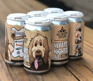 "Club member Dave Keller's company, ""TriAd Marketing and Media, designed the label for Wyatt Nights Ale."