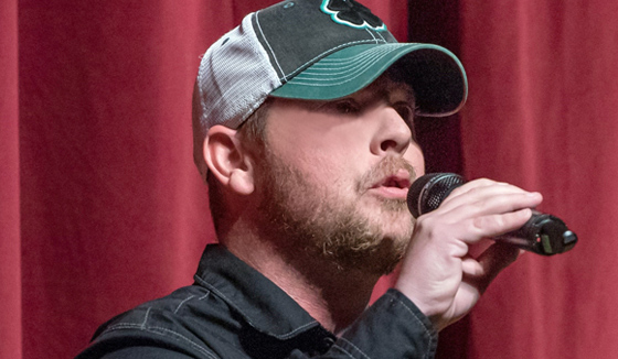 Scott Squires wins The Voice of Granbury competition with soulful and yodeling tunes.