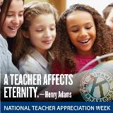 Celebrate teachers with this social media asset