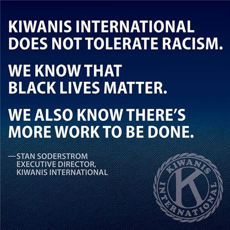 KI does not tolerate racism