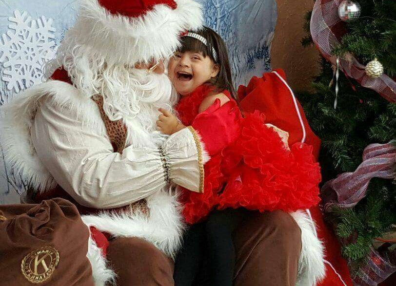Kiwanis International Trustee, wife may be the real Mr. and Mrs. Claus