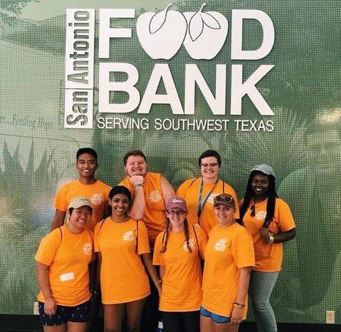 CKI members volunteer and help others