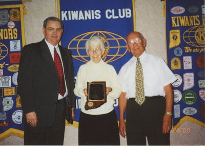 Kiwanis remembers TV legend who changed the lives of children
