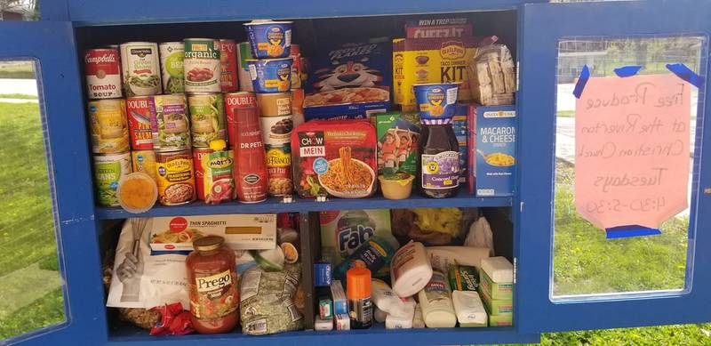 Greater Riverton Area food pantry