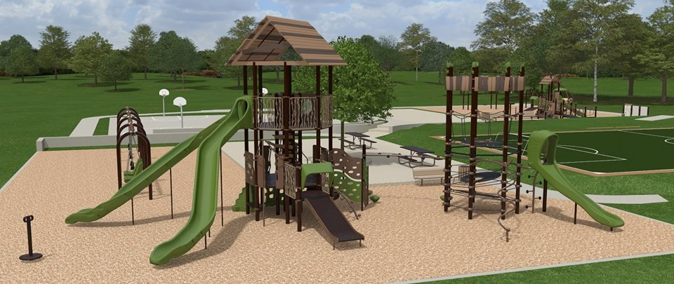 2018 Legacy of Play contest winners ready to build playground