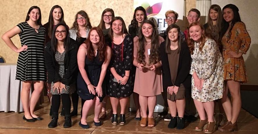Randall HS Key Club wins Youth in Philanthropy award