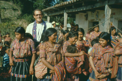Roger Moore served as the honorary chairman of the Kiwanis Worldwide Service Project to eliminate IDD.