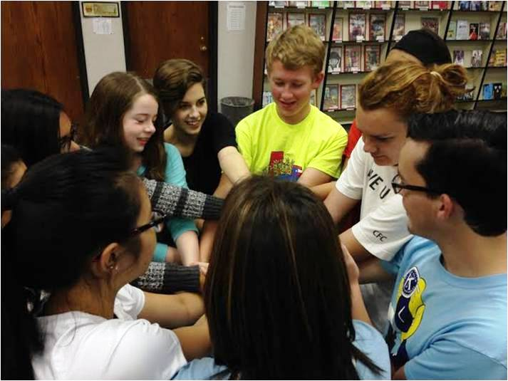 HOW A TEXAS KEY CLUB POSITIVELY CHANGED LIVES AND WON AN AWARD